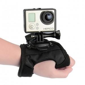 Крепление Перчатка 360 градусов GoPro, Sjcam, Xiaomi yi