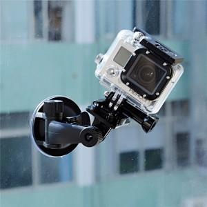 Присоска c платформой GoPro, Sjcam, Xiaomi yi