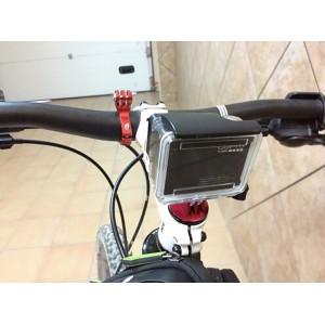 Крепления на вынос велосипеда (Синий) GoPro, Sjcam, Xiaomi yi