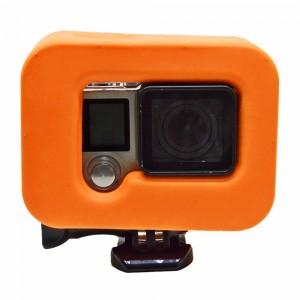 Поплавок - Рамка для экшн-камеры GoPro HERO3/3+/4 Black, Silver