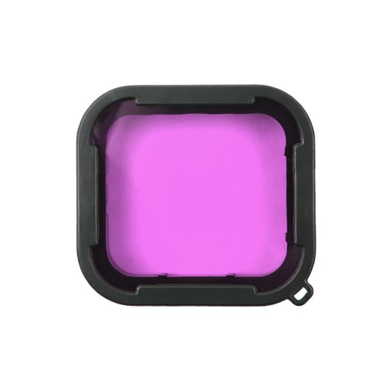 фиолетовый фильтр для фото неоднократно