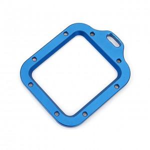 Алюминиевая рамка объектива GoPro HERO3/2 (Синяя)