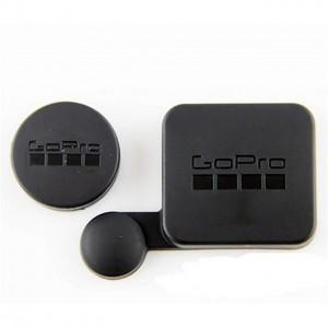 Крышка Объектива GoPro HERO3+/4 (Logo)