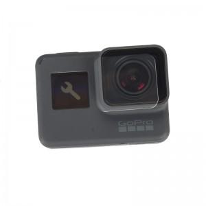 Защитное стекло на экран и объектив GoPro HERO5/6/2018/7 Black (SHOOT)