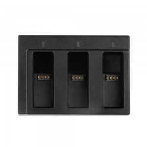 Зарядное устройство для аккумуляторов GoPro HERO5/6/2018/7 Black (Shoot) Тройная