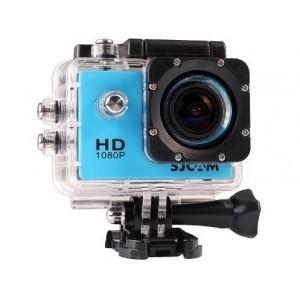 Экшн-камера Sjcam SJ4000 (Синяя)