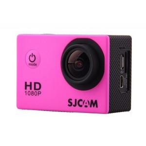 Экшн-камера Sjcam SJ4000 (Розовая)