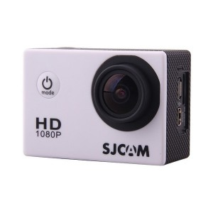 Экшн-камера Sjcam SJ4000 (Белая)