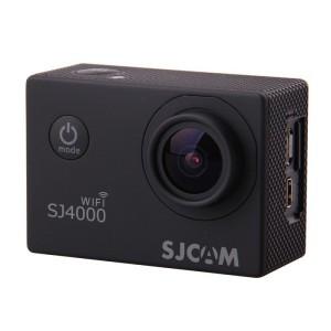 Экшн-камера Sjcam SJ4000 Wifi (Черная)