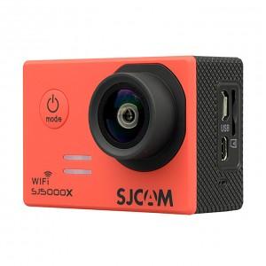 Экшн-камера Sjcam SJ5000X 4K (Красная)