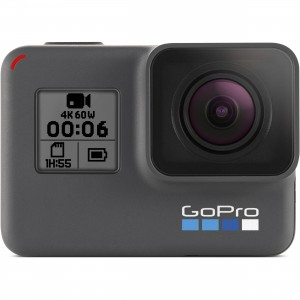 Экшн-камера GoPro HERO6 Black