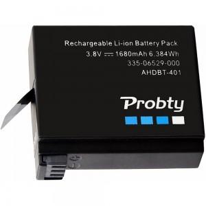 Аккумулятор GoPro HERO4 AHDBT-401 (Probty)