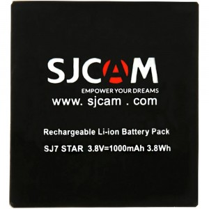Аккумулятор Sjcam SJ7 (Оригинал)