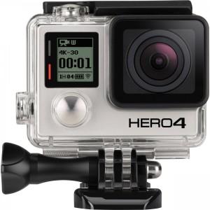 Водонепроницаемый бокс GoPro HERO3/3+/4 Black, Silver