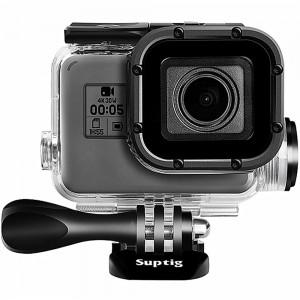 Водонепроницаемый бокс GoPro HERO5/6/2018/7 Black с кабелем питания