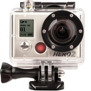 Водонепроницаемый бокс GoPro HERO2