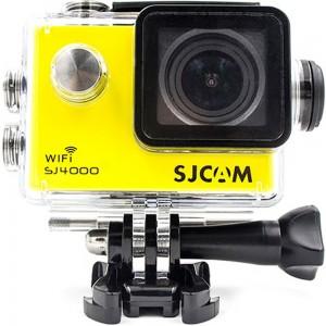 Водонепроницаемый бокс Sjcam SJ4000 с кабелем питания
