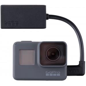 Профессиональный адаптер микрофона GoPro 3.5mm Mic Adapter для HERO5/6/2018/7 Black