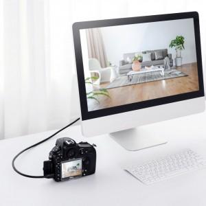 Кабель MicroHDMI - HDMI (Vention) 1.5m. GoPro, Sjcam, Xiaomi yi
