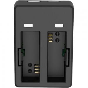 Зарядное устройство для аккумуляторов Sjcam SJ6 Двойная (Оригинал)