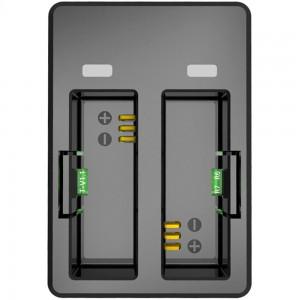 Зарядное устройство для аккумуляторов Sjcam SJ7 Двойная (Оригинал)