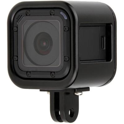 Рамка GoPro HERO4/5 Session Алюминиевая (Чёрная)