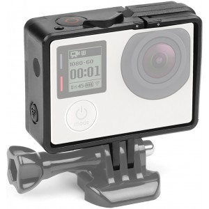 Рамка GoPro HERO3/3+/4 + BacPac (KingMa)