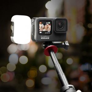 Vlog Фонарь Ulanzi VL30 5600K GoPro, Sjcam, Xiaomi yi