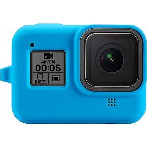 Силиконовый чехол GoPro HERO8 (Синий)