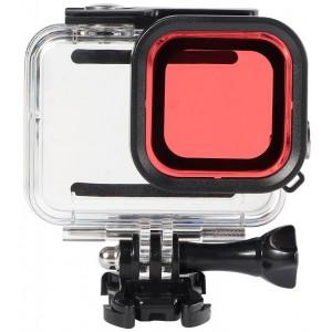 Фильтр для бокса GoPro HERO8 (Красный) 42x42