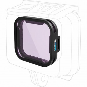 Фильтр GoPro Green Water Dive Filter for Super Suit