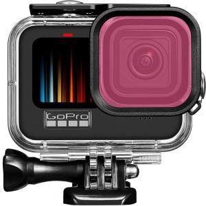Фильтр для бокса GoPro HERO9 (Розовый) 46x46