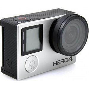 Защитное Стекло от ультрафиолета GoPro HERO3/3+/4