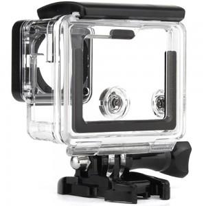 Задняя крышка с отверстием для бокса GoPro HERO4 Black/Silver