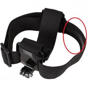 Крепление на голову для экшн камеры GoPro, Sjcam, Xiaomi yi v.2