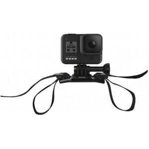 Крепление на шлем с отверстиями GoPro Vented Helmet Strap Mount