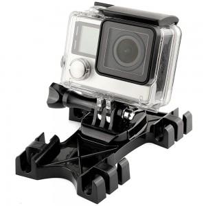 Крепление на Кайт для экшн-камеры GoPro, Sjcam, Xiaomi yi (Чёрный) v2