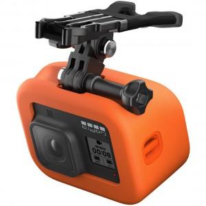 Поплавок - Рамка + Крепление в зубы Bite Mount + Floaty GoPro HERO8