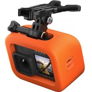 Поплавок - Рамка + Крепление в зубы Bite Mount + Floaty GoPro HERO9