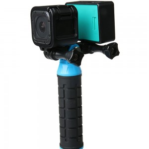 Двойной Кронштейн для экшн-камеры GoPro, Sjcam, Xiaomi yi v2