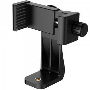 Держатель для телефона 360 градусов с ручной регулировкой 58-100мм.