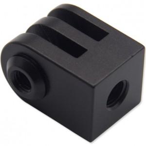 Крепление на штатив квадратное Алюминиевое (Черный) GoPro, Sjcam, Xiaomi yi