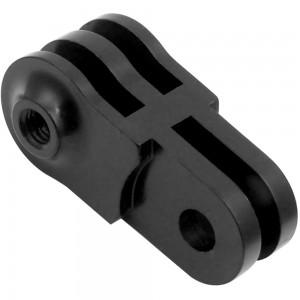 Удлинитель прямой 3см. Алюминиевый (Чёрный) GoPro, Sjcam, Xiaomi yi