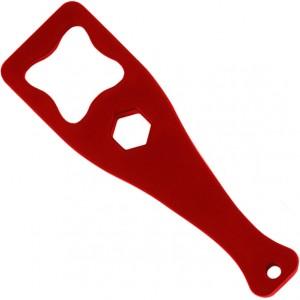 Ключ Алюминиевый для Винта (Красный) GoPro, Sjcam, Xiaomi yi