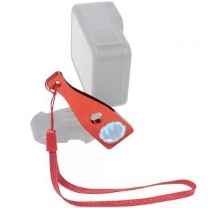Ключ Алюминиевый для Винта v.2 (Красный) GoPro, Sjcam, Xiaomi yi