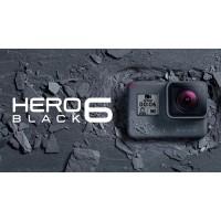 GoPro представила камеры Hero6 Black и Fusion