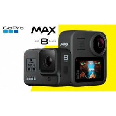 GoPro представила HERO8 Black и новую камеру MAX